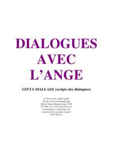 « Dialogue avec l'Ange » de Gitta Mallasz